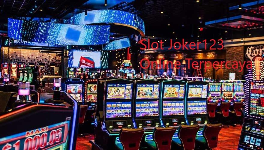 Agen Joker Slot Online